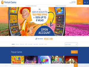 fortuin-casino